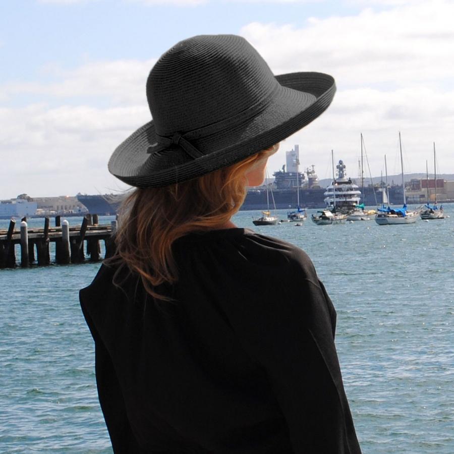 91627df1 sur la tete Traveler Toyo Straw Sun Hat Sun Hats