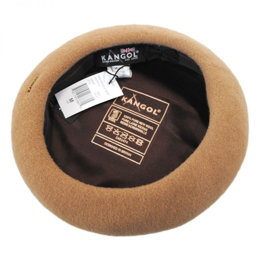 4010dea7 Kangol Anglobasque Wool Beret Berets