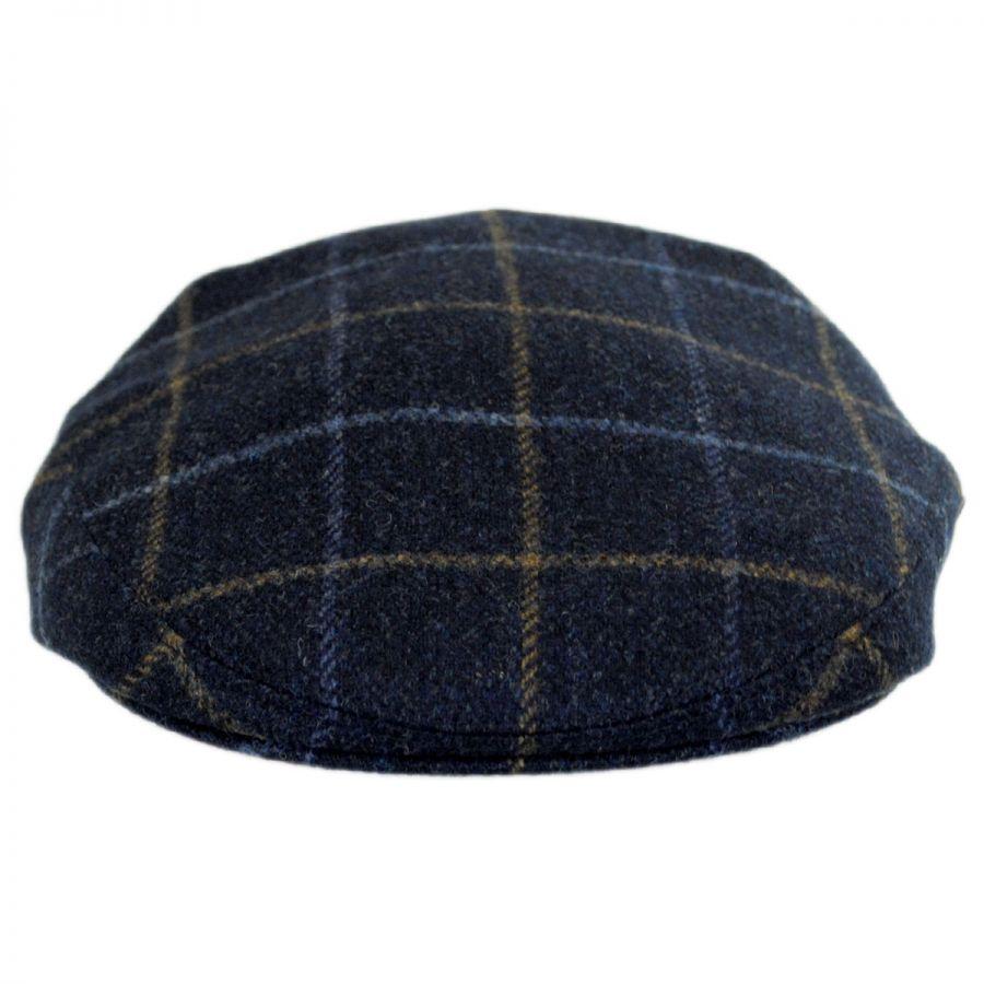 City Sport Caps Cashmere and Wool Plaid Ivy Cap Ivy Caps e0ccd078816