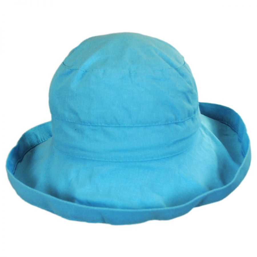 Scala Lahaina Cotton Sun Hat Sun Protection 81fc6c5986b