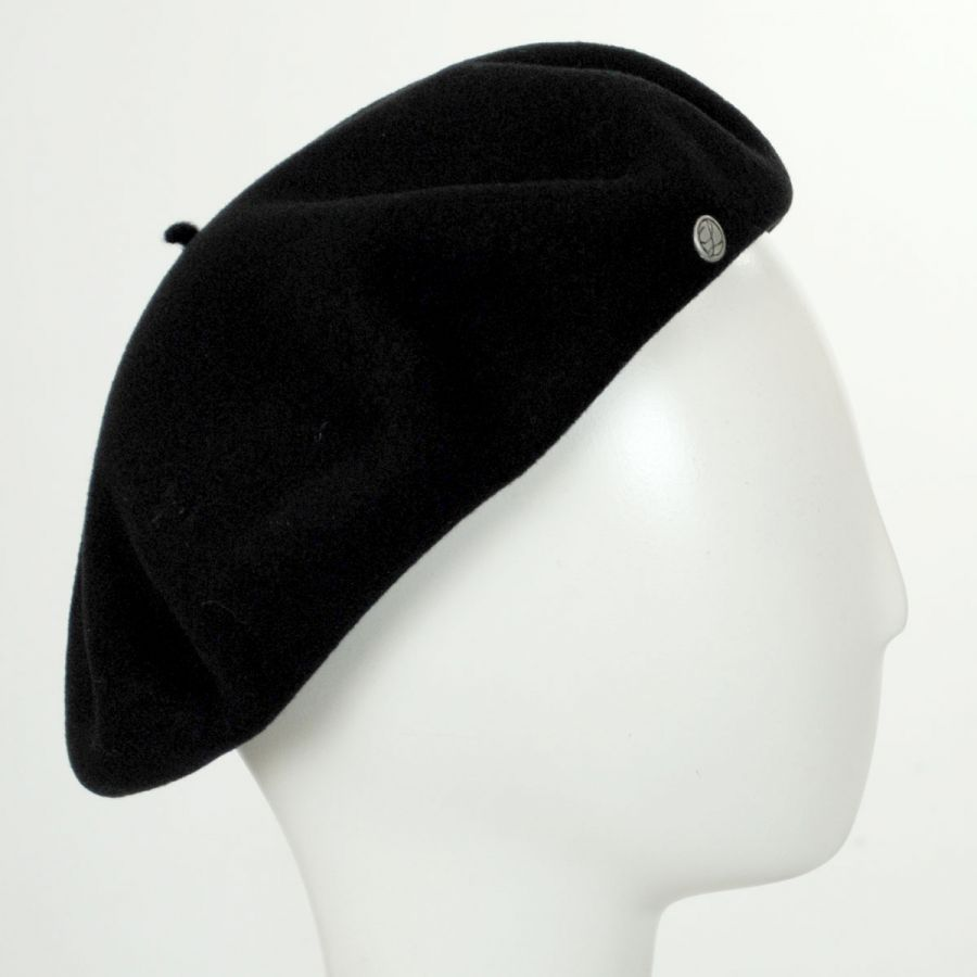 6a8a8cc1928 Heritage Par Laulhere Vrai Wool Basque Beret Berets