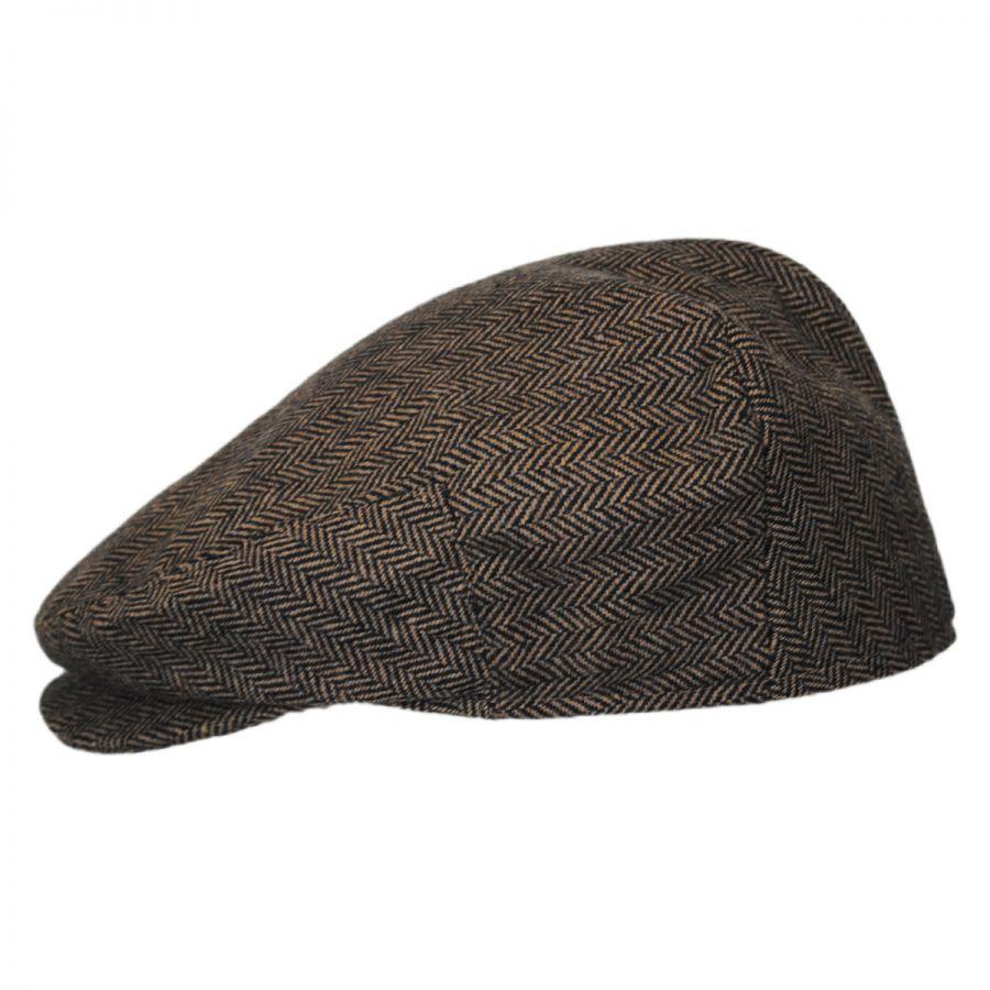 Dartmoor Herringbone Wool Ivy Cap in · Dartmoor Herringbone Wool Ivy Cap in  · Baskerville Hat Company f93c0c329769