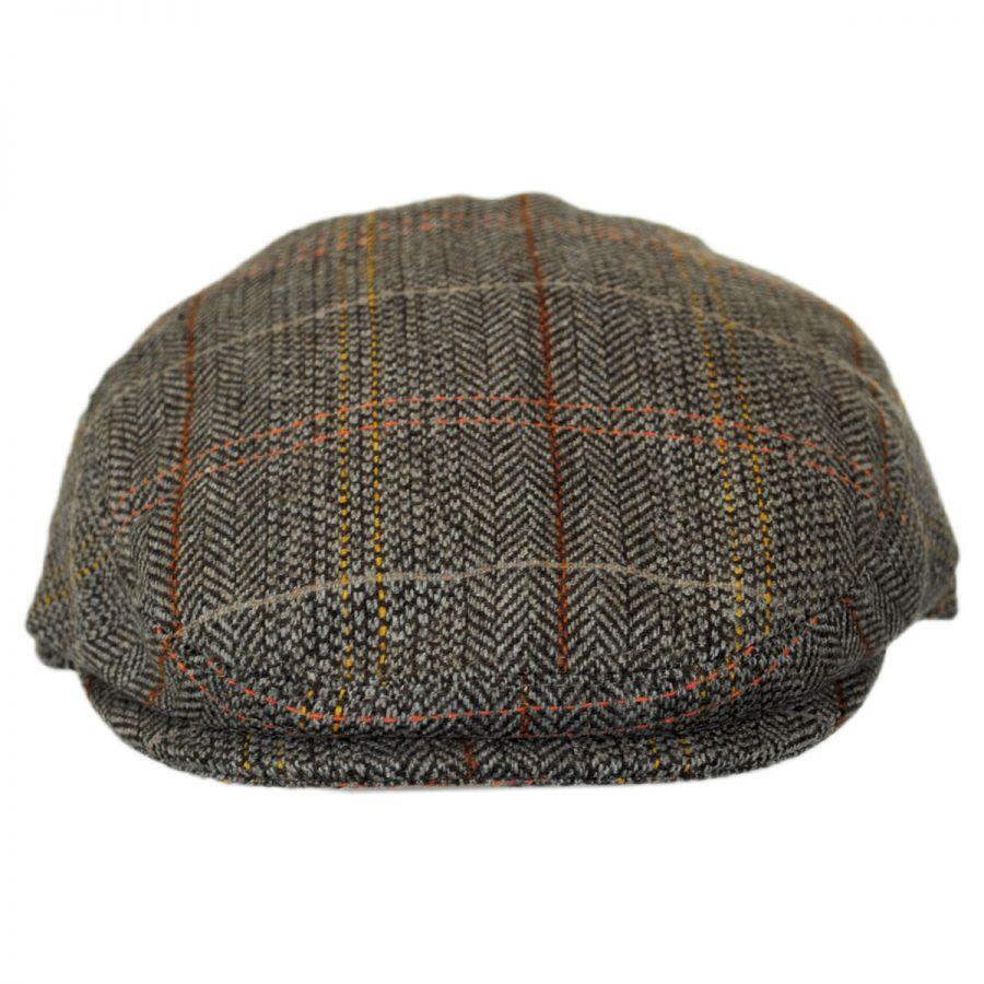 0cef4960a5b Jaxon Hats Kids  Tweed Wool Blend Ivy Cap Boys