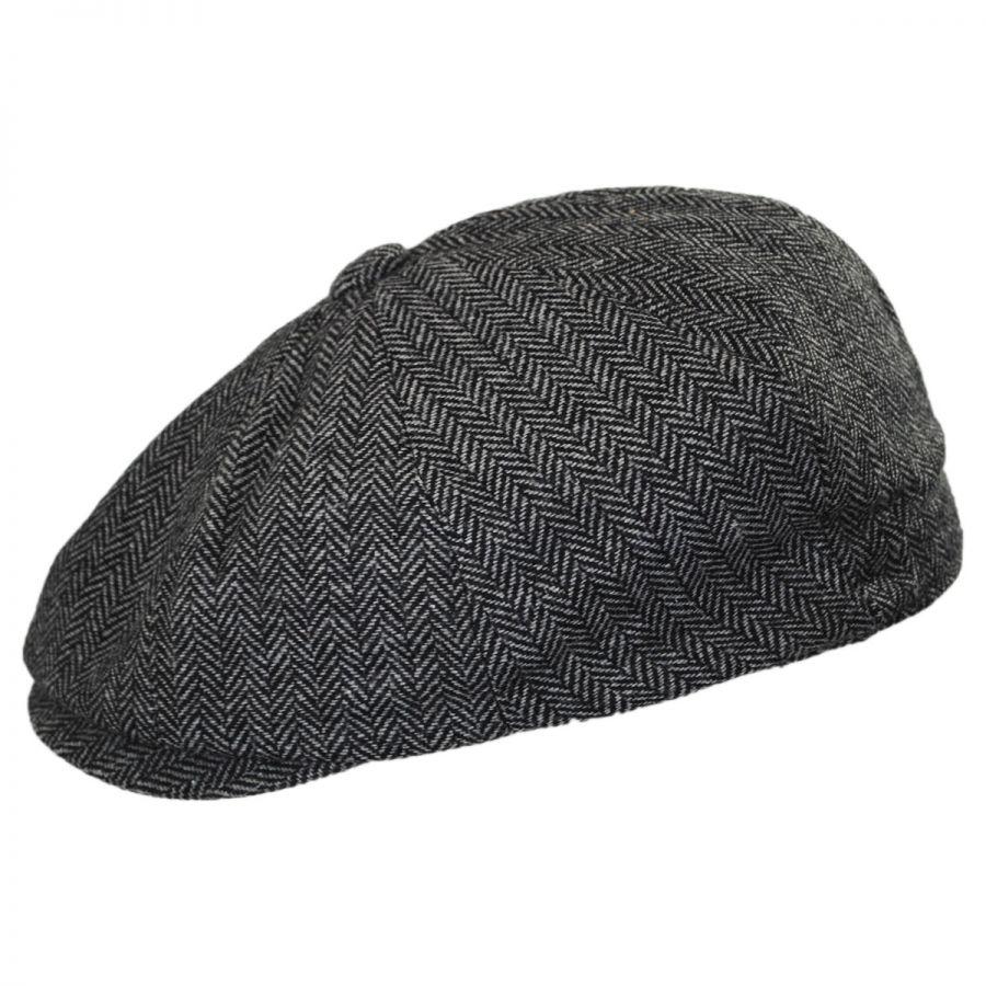 Jaxon Hats Baby Herringbone Wool Blend Newsboy Cap Baby and Toddlers 6301ed1f3