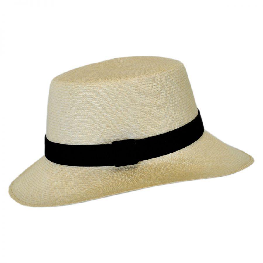 43b08234ad2e5 Jaxon Hats Montecristi Fino Grade 20 Panama Straw Hat Panama Hats