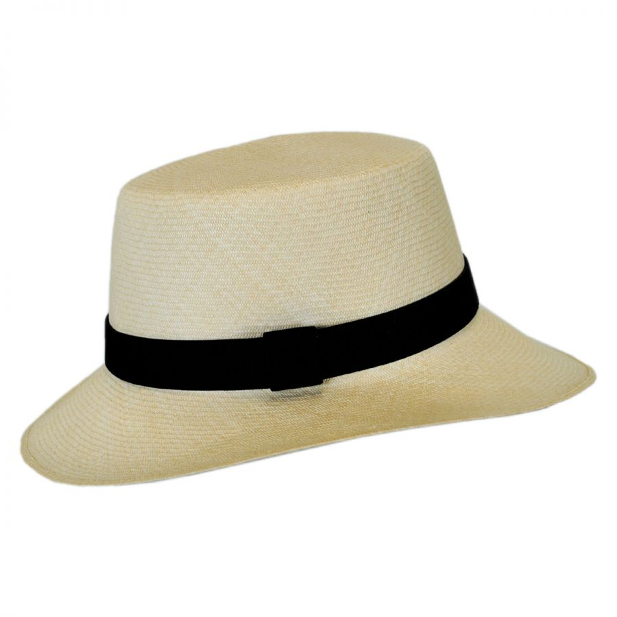 The Panama hat is handwoven from % straw in Ecuador. This timeless icon is perfect for every occasion.