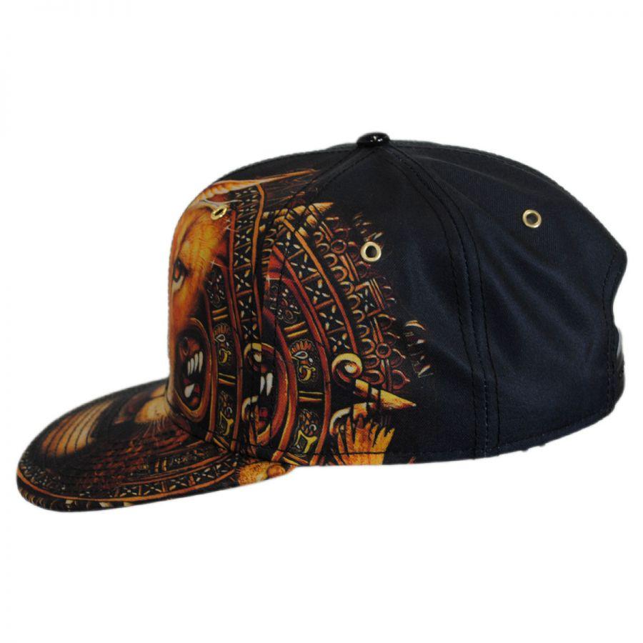 Carlos Santana Aztec Snapback Baseball Cap Snapback Hats d72615b4123