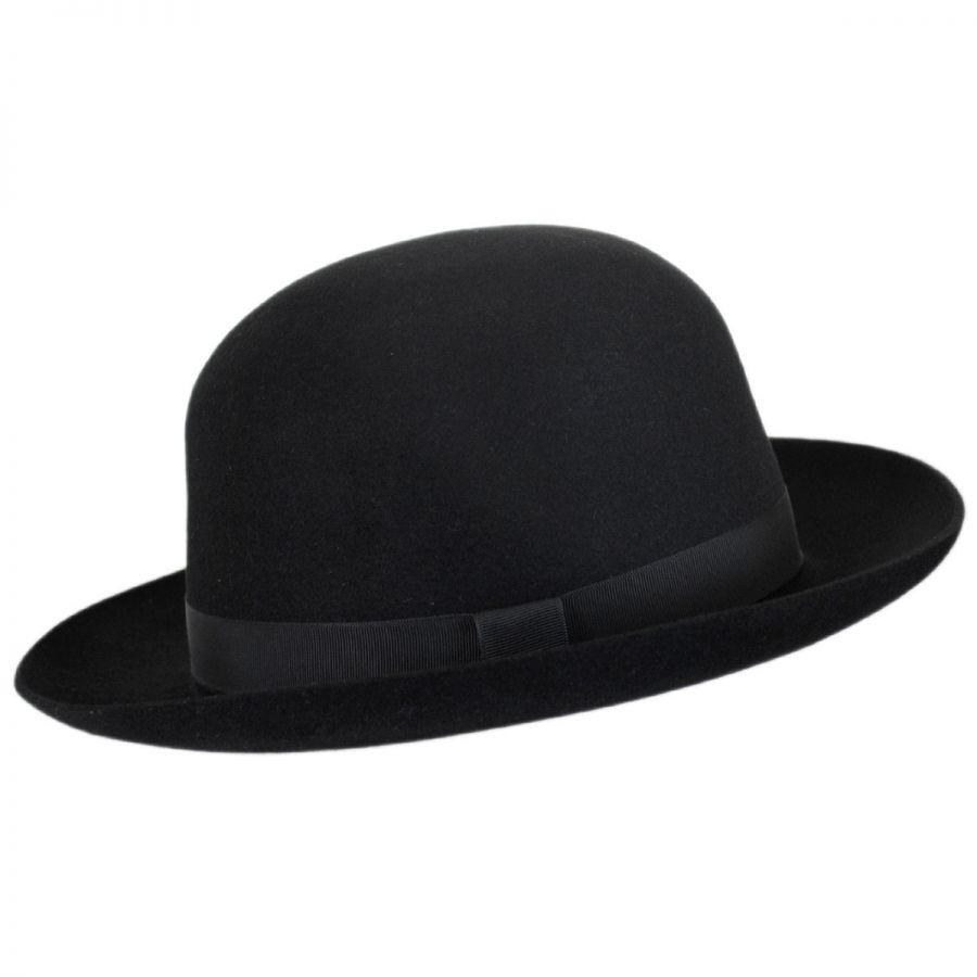 d08ea3a2d52 Christys  of London Foldaway Fur Felt Fedora Hat Fur Felt