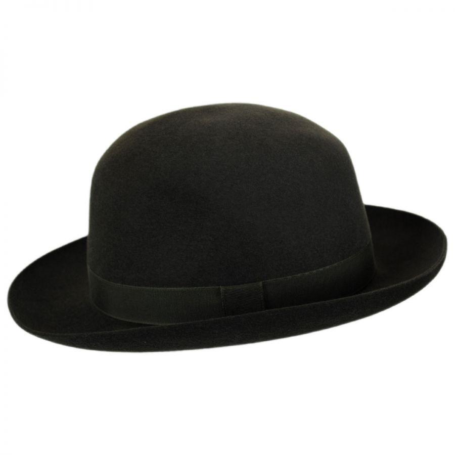 Christys  of London Foldaway Fur Felt Fedora Hat Fur Felt 7a59b62f294