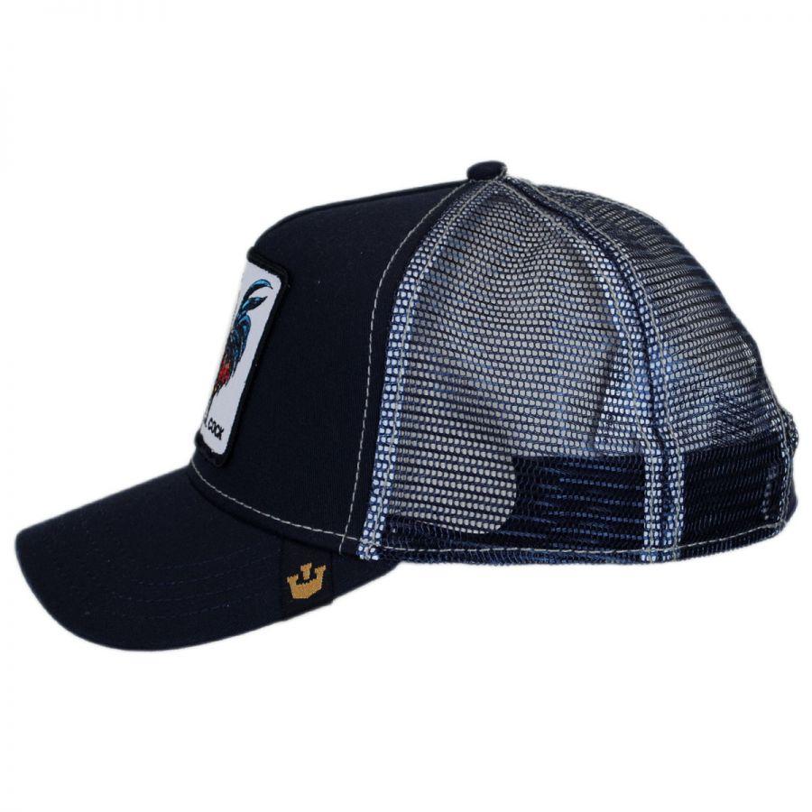 goorin bros gallo trucker snapback baseball cap snapback hats