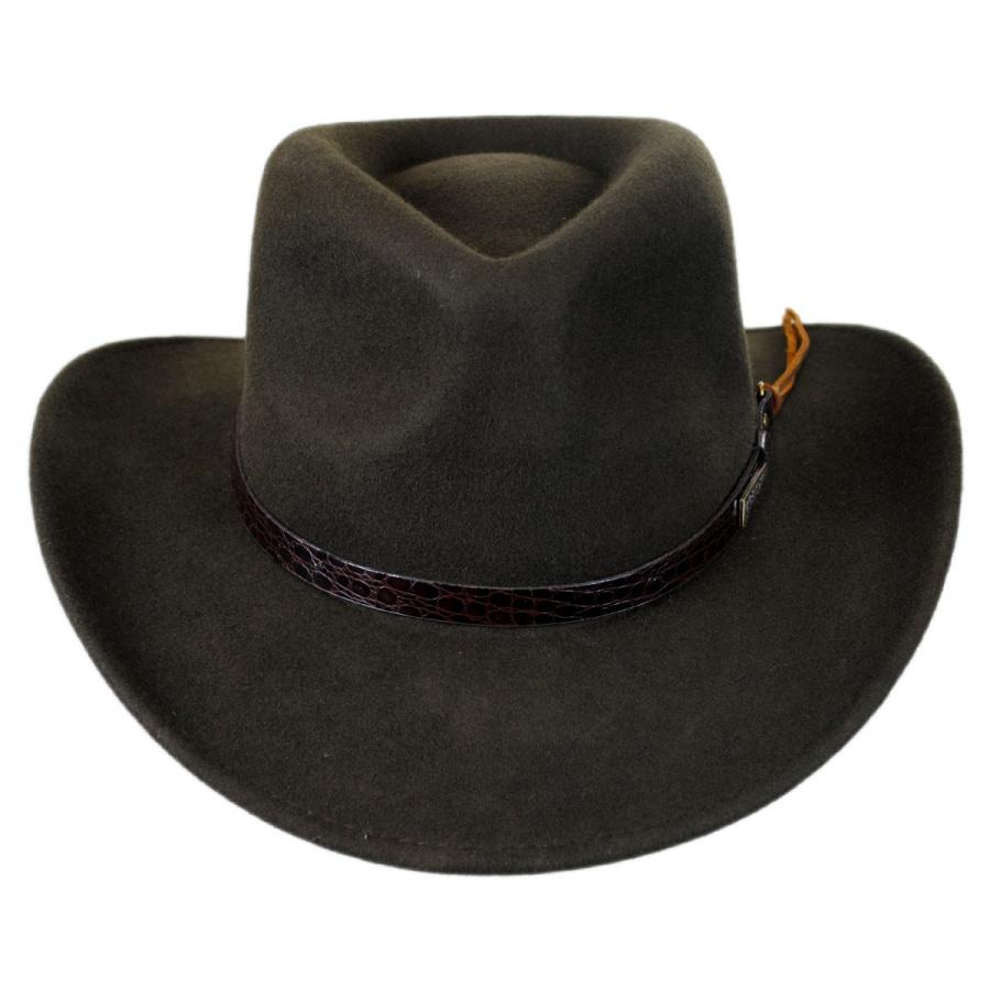 Indiana Jones Indiana Jones - Wool Outback Crushable d43b5830a4c
