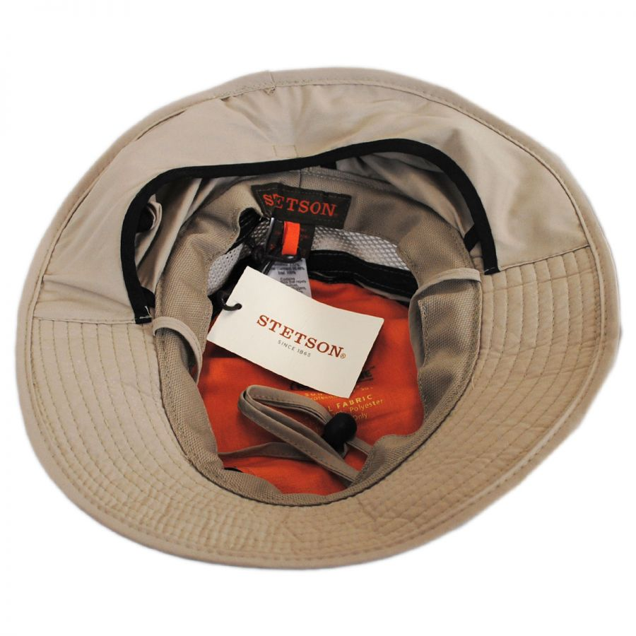 9fd94d15cd391 Stetson No Fly Zone Boonie Hat Sun Protection