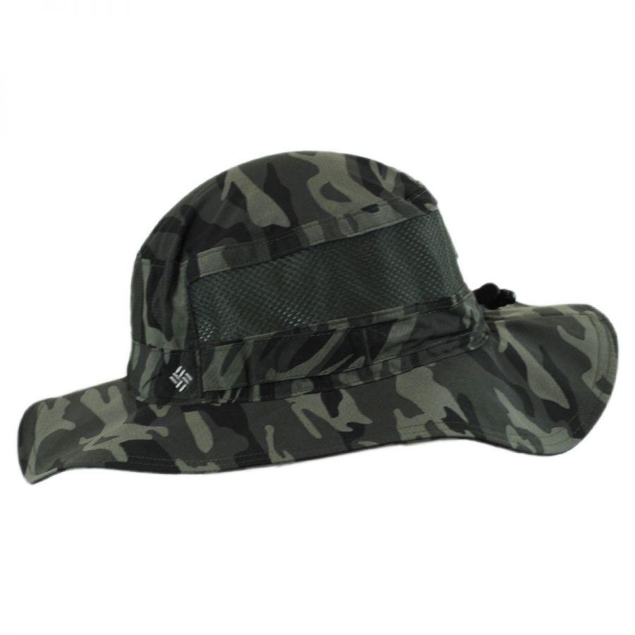 Columbia Sportswear Camo Bora Bora II Booney Hat Sun Protection 876c4642f216