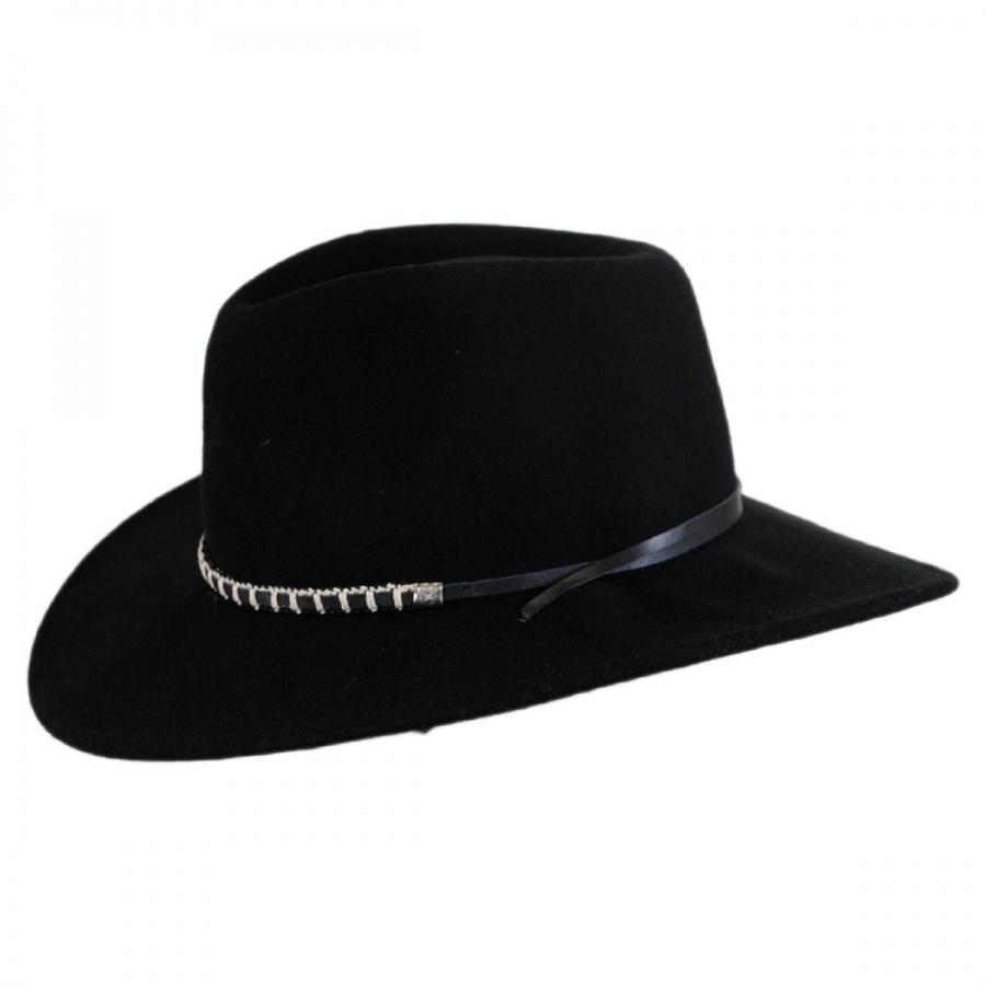 d142788b85f Stetson Crushable Western Hats