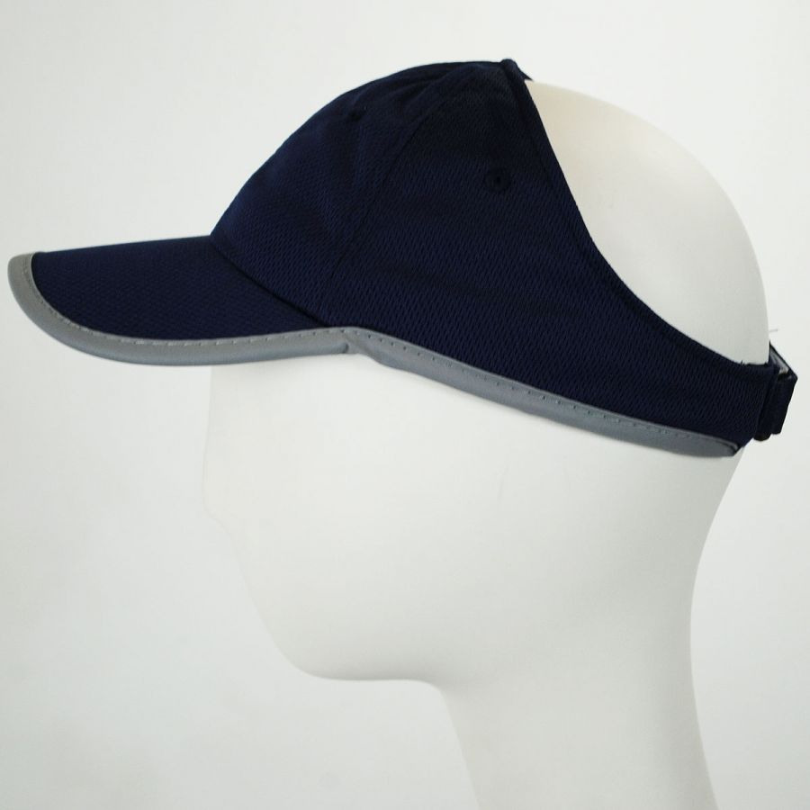 Chic Play Genie Reflective Open Back Ponytail Baseball Cap Casual Hats 28204508c1c