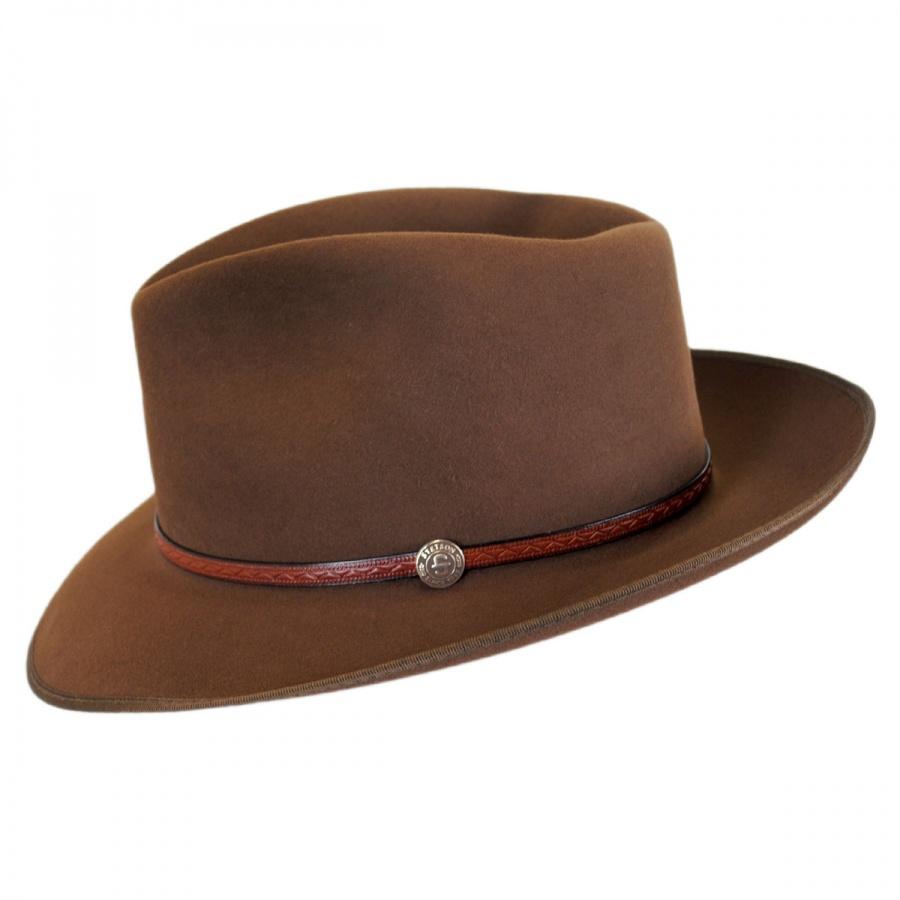 Stetson Roadster Fur Felt Fedora Hat All Fedoras f4188dac13c