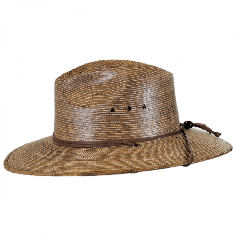 Stetson Rustic Palm Leaf Hat Western Hats 7d5dddfc0ac