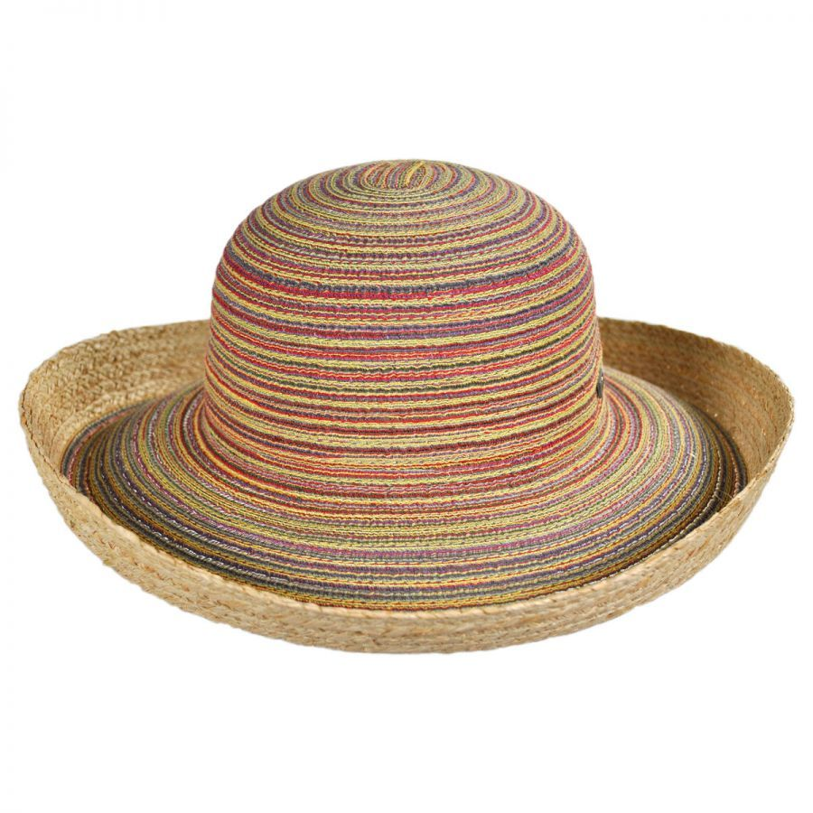 Large inventory of wholesale Straw Hats with styles that include lifeguard, gambeler, safari, cowboy, fadoras for men & women. Custom straw hats available by embroidery or screen print on the hat bands.