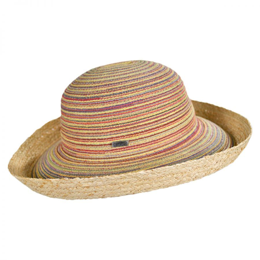 Whether you're headed off on vacation or need a cute topper for a leisurely stroll, here are the top ten straw hats currently available. Your complexion will appreciate the wide, floppy brim that keeps the beaming sun out of your eyes and the fine lines away, and your style will love the added flair that a straw hat brings. We've found the ten best out there, so you can rest assured you'll be at the height of style .
