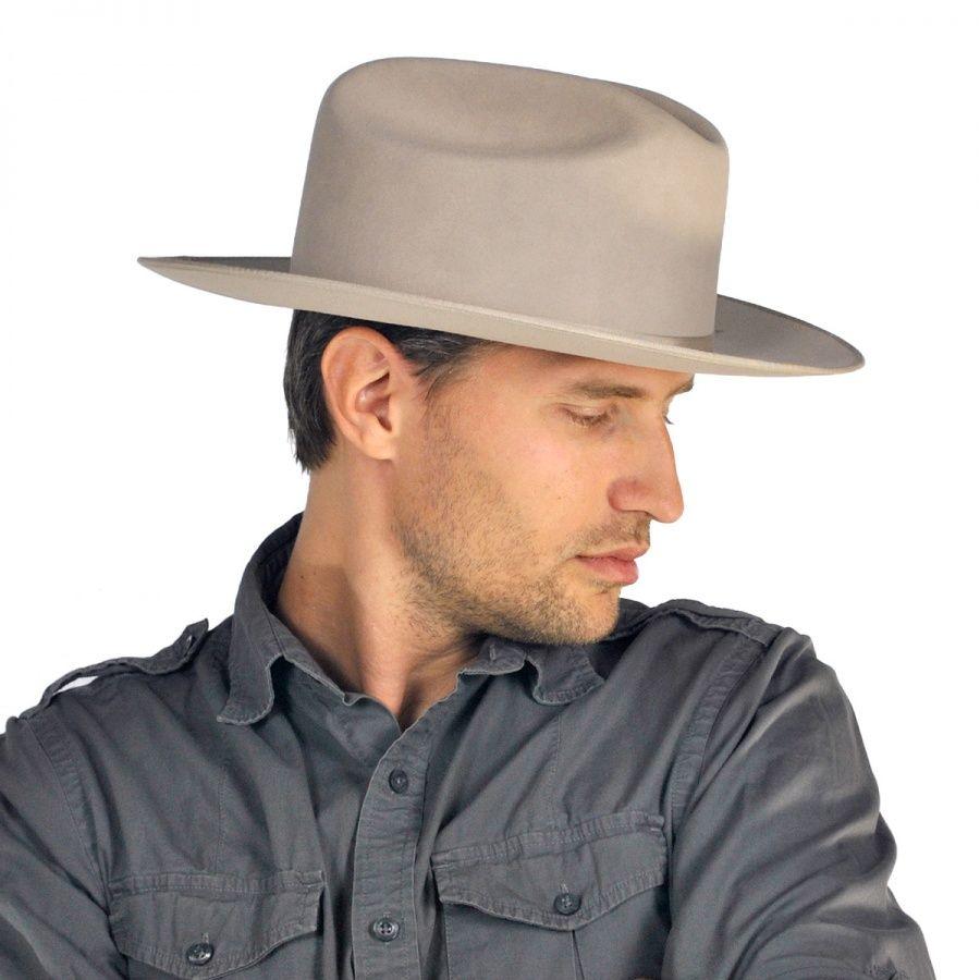 5abf39a09da113 Stetson Open Road 6X Fur Felt Western Hat Western Hats