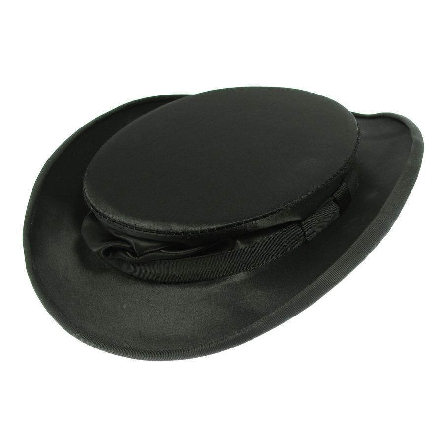 2f7685a2030 Top Hats of America Satin Collapsible Opera Top Hat Top Hats