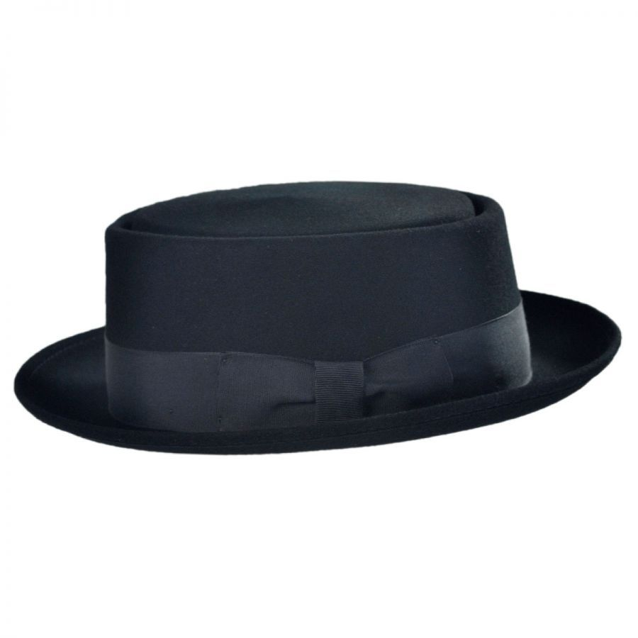 Bollman Hat Company 140 - 1940s Pork Pie Hat Pork Pie Hats eb1f192ab89