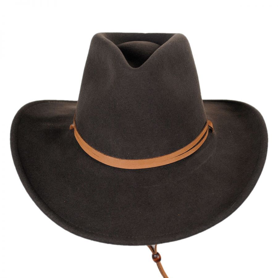 cee6cf168b86c3 Bailey Joe Eder Wool LiteFelt Western Hat Western Hats