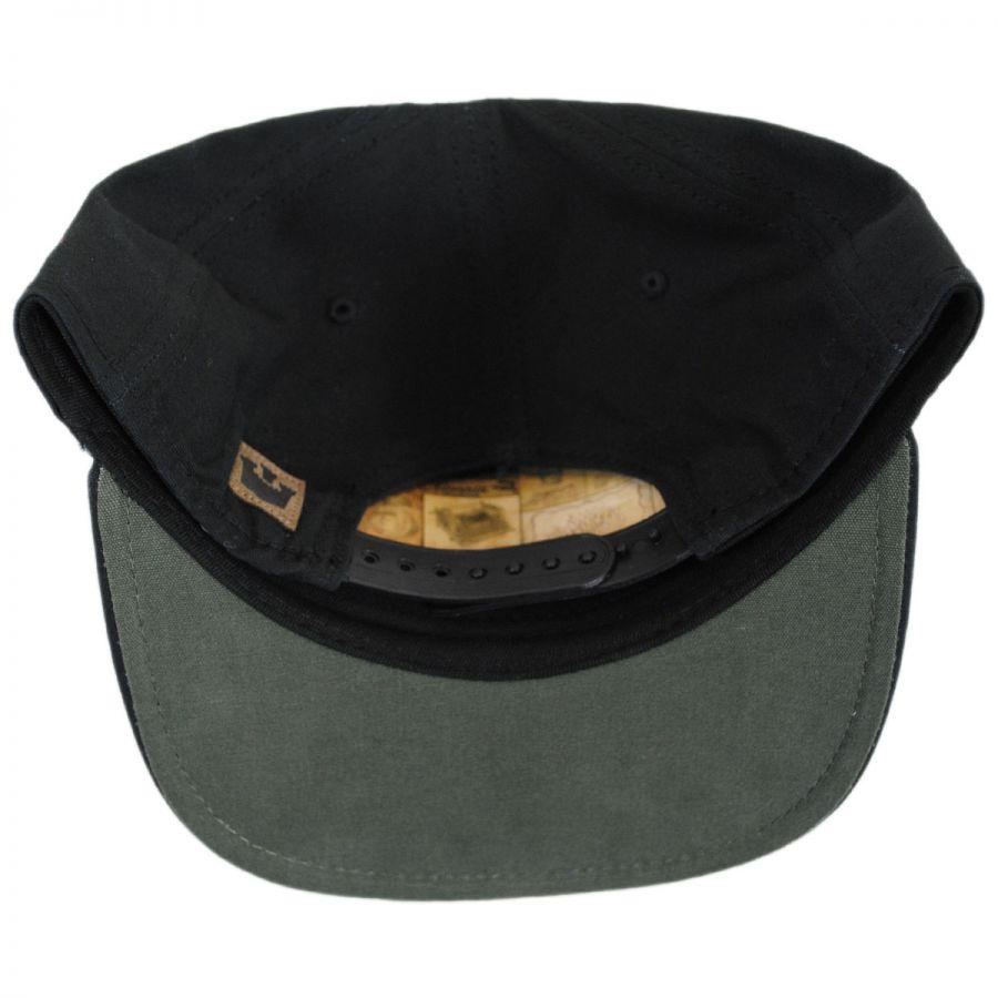 91b2eb3ec15 Goorin Bros New York Snapback Baseball Cap Snapback Hats