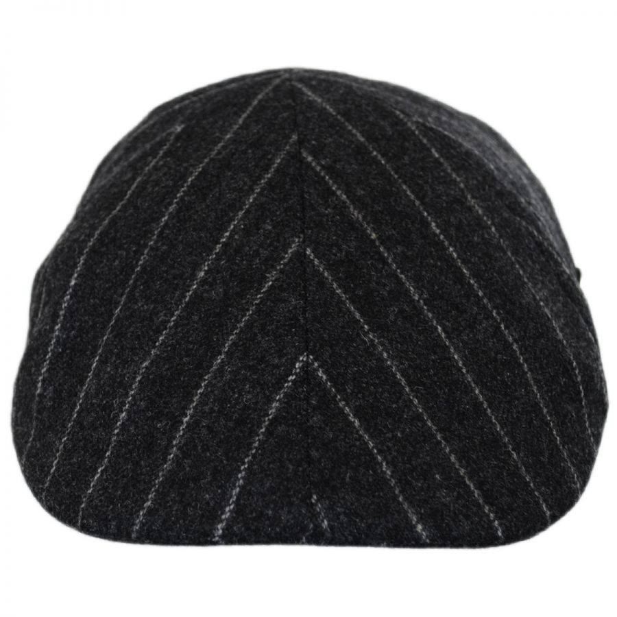 City Sport Caps Pinstripe British Wool Duckbill Ivy Cap Duckbills 00b44b7f0