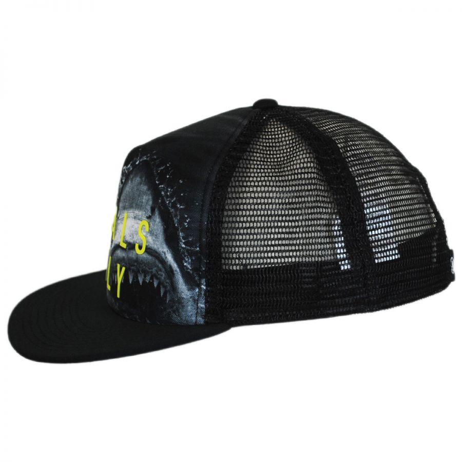 f38f8d054e7 Neff Waco Mesh Trucker Snapback Baseball Cap Snapback Hats