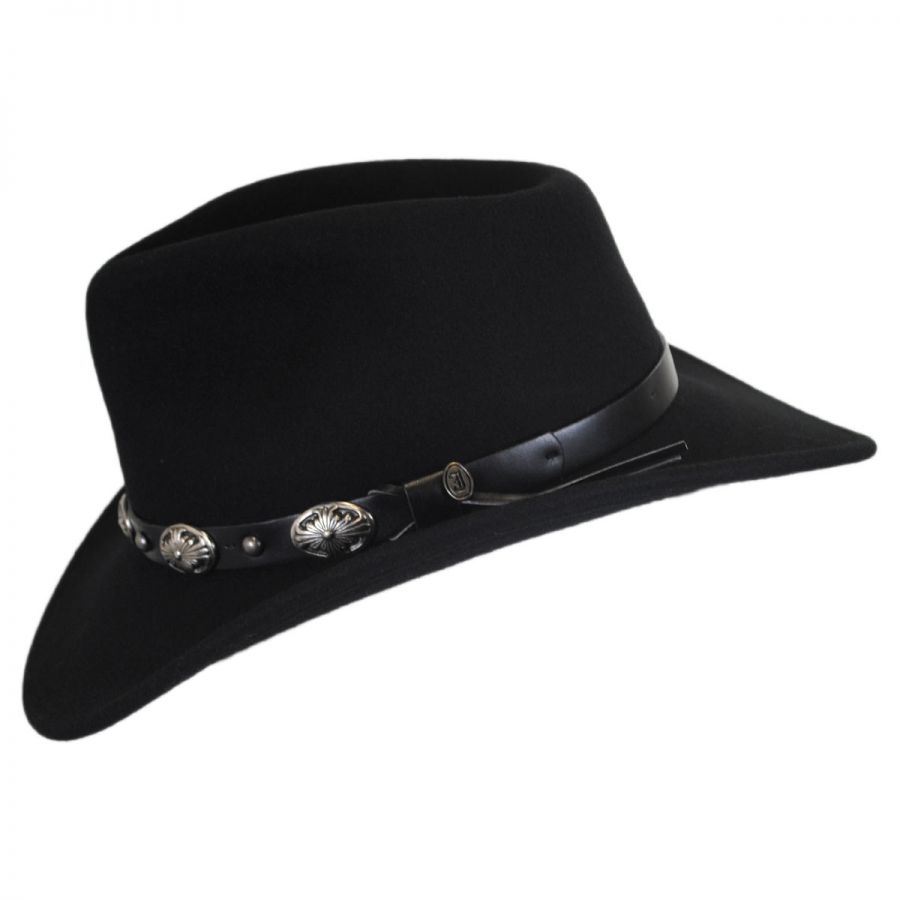 Jaxon Hats Tombstone Wool Felt Cowboy Hat Western Hats 57d7fcd2e6c