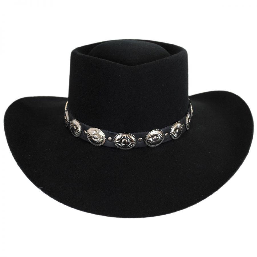 118624ae9196d Renegade Ellsworth Wool Felt Western Hat Western Hats
