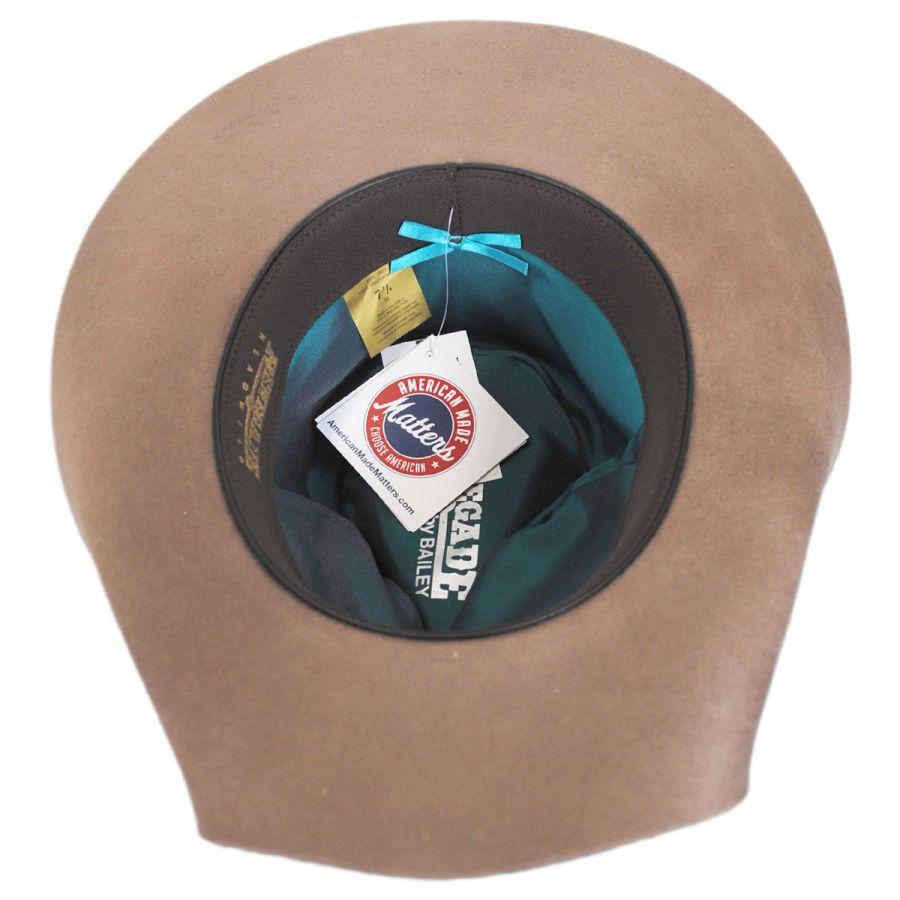 Renegade Lexington Wool Felt Western Hat Western Hats 23139a128a73