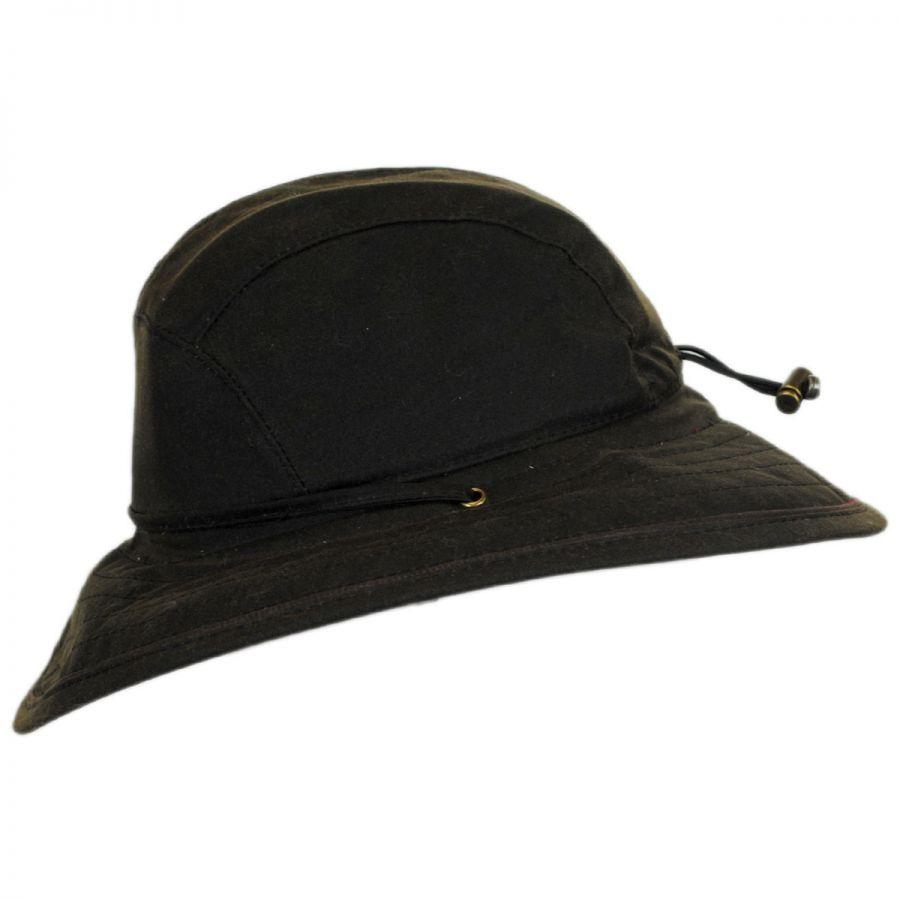 Woolrich Waxed Cotton Boonie Hat Rain Hats 17cb615b99b