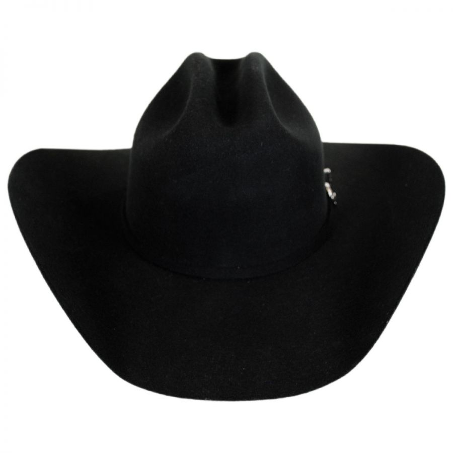 0624b78fc6137 Justin Hats Rodeo 3X Wool Felt Cattleman Western Hat Western Hats