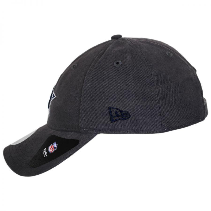 online store 96b58 53697 Dallas Cowboys NFL Slouch 9Twenty Strapback Baseball Cap Dad Hat in