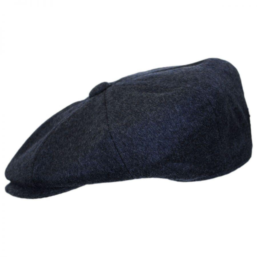 Baskerville Hat Company Cashmere and Wool Newsboy Cap Newsboy Caps 4f7d86a857b