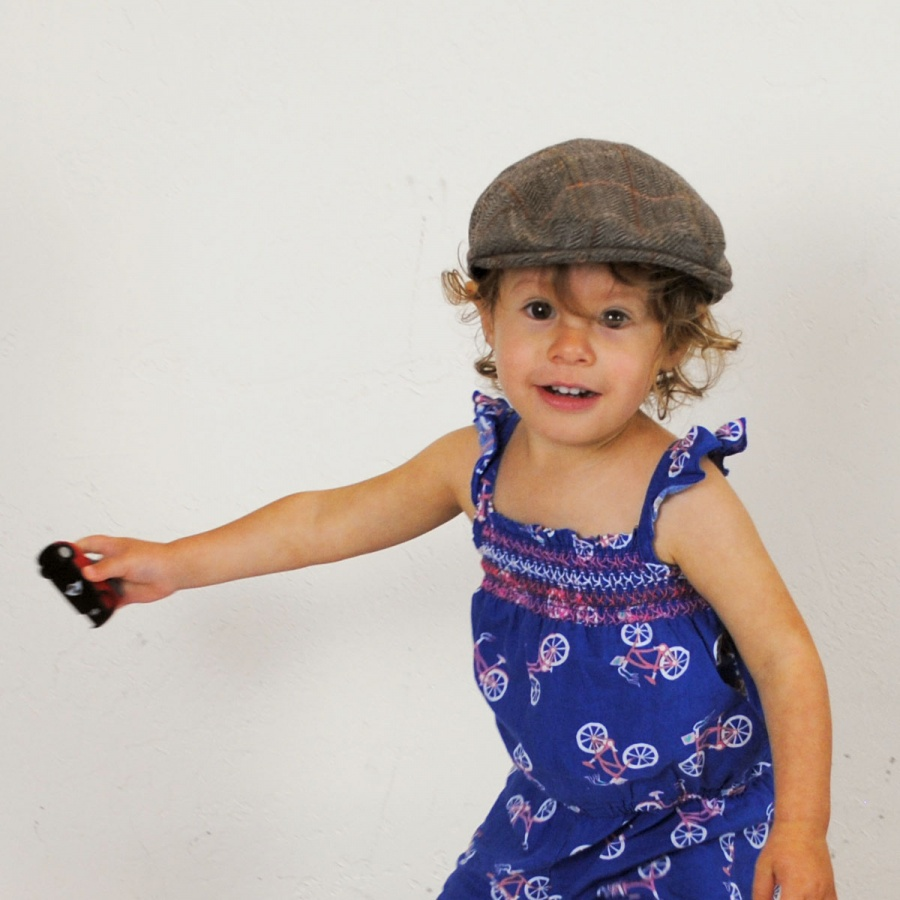 36810b3ee149b Jaxon Hats Baby Tweed Wool Blend Ivy Cap Baby and Toddlers