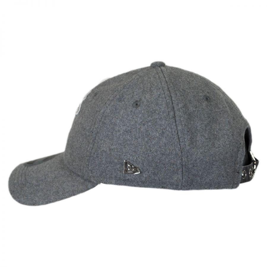 Toronto Raptors NBA  Cashmere  9Twenty Strapback Baseball Cap Dad Hat in 56ac24d24f1