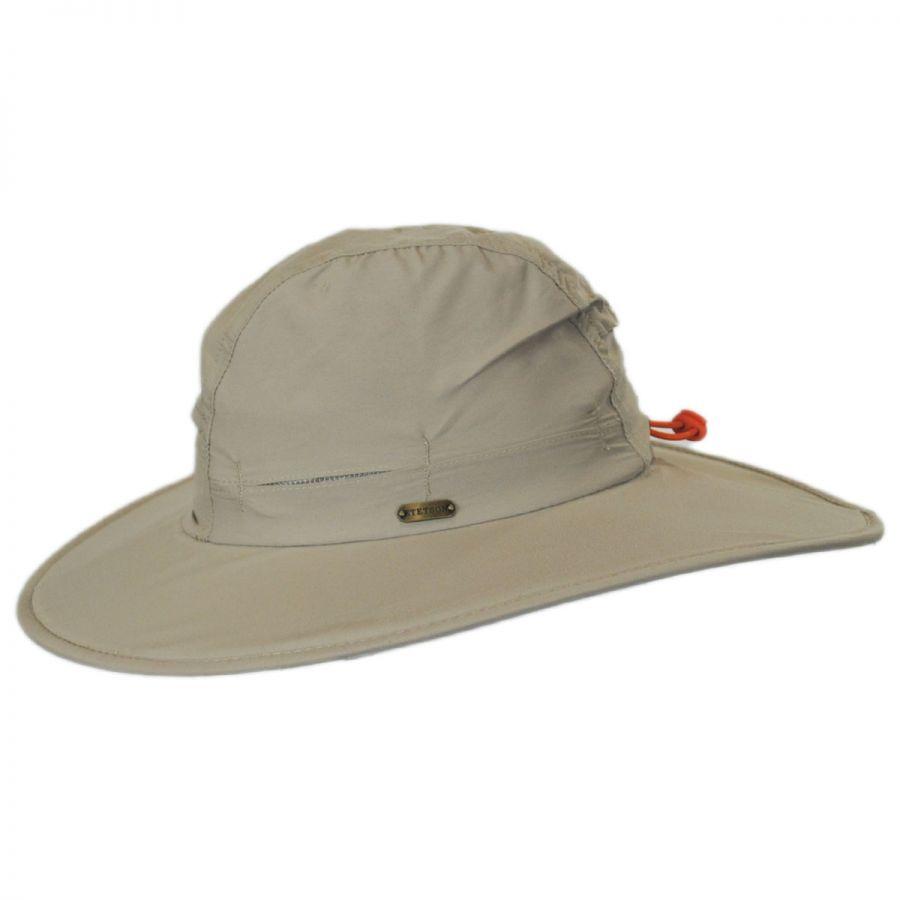 929697fd Stetson NFZ Big Brim Boonie Hat Sun Protection