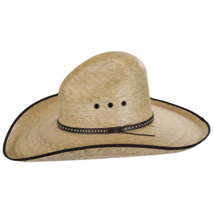 Charlie 1 Horse Bandito Palm Leaf Straw Gus Hat Western Hats 4c01b446a39