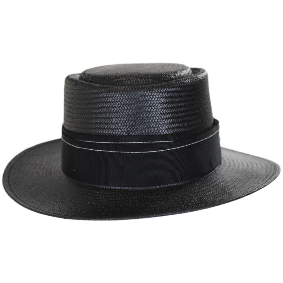 Bailey Winger Toyo Straw Wide Brim Pork Pie Hat Pork Pie Hats b9052b5a538