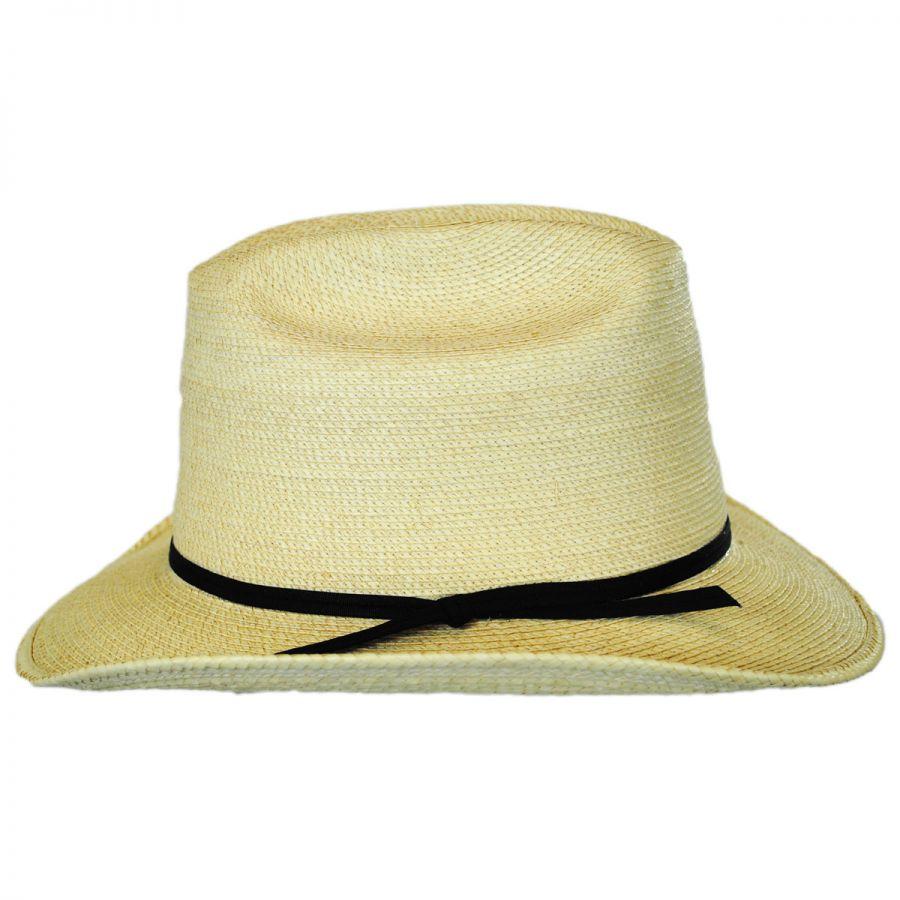 28131c504d652b SunBody Hats Open Road Guatemalan Palm Leaf Straw Hat Western Hats