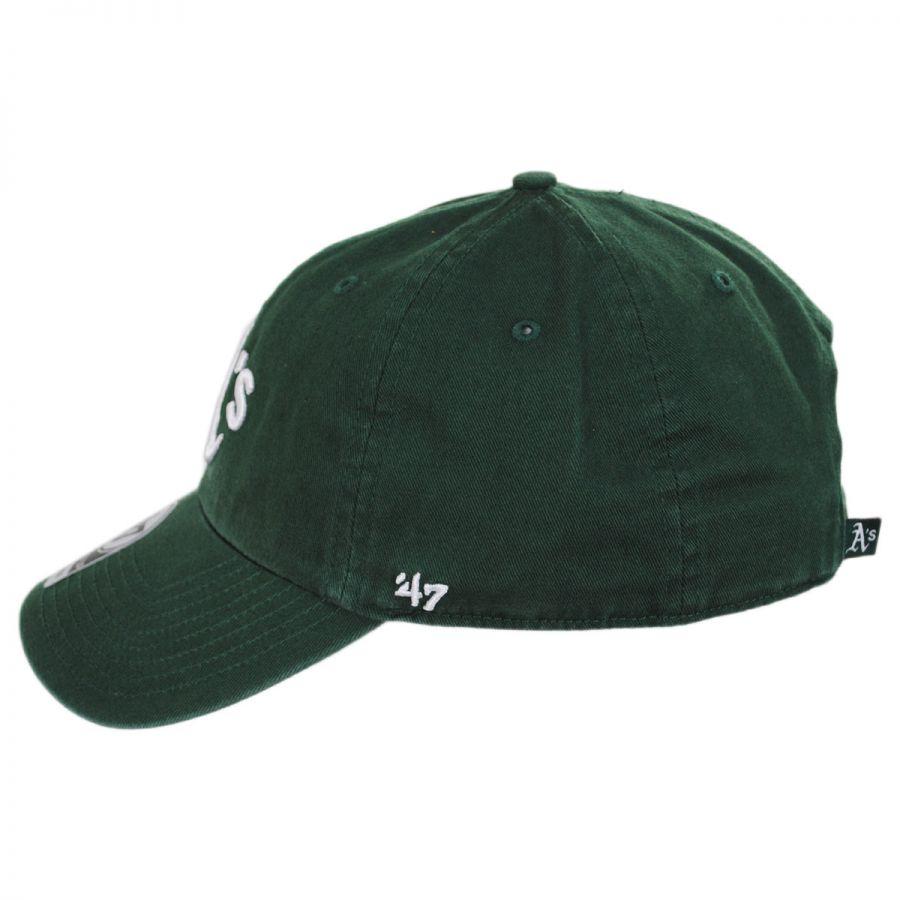3e371fc94283f ... australia oakland athletics mlb clean up strapback baseball cap dad hat  ii in e3167 47b8c