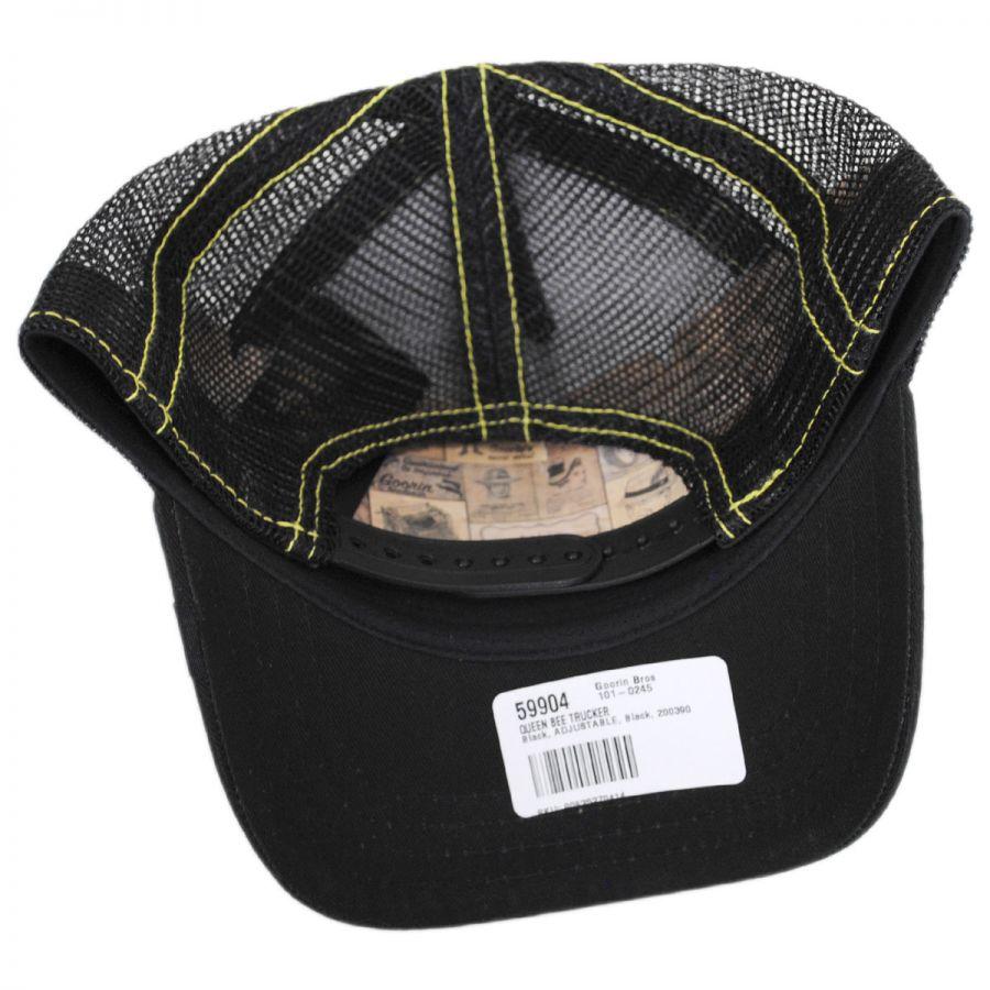 1b454890327620 Goorin Bros Queen Bee Mesh Trucker Snapback Baseball Cap Snapback Hats