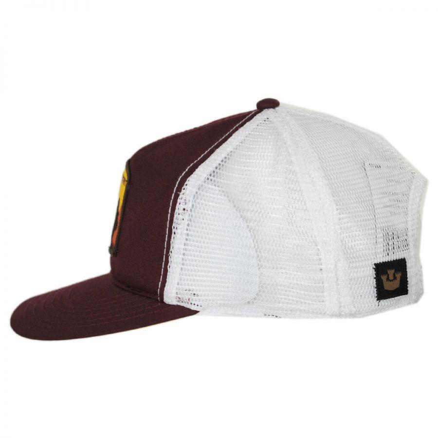 Goorin Bros High Desert Mesh Trucker Snapback Baseball Cap Snapback Hats 7b1e2d2468b