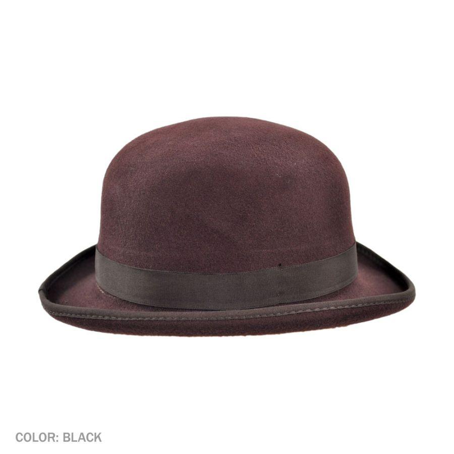 1b6bc228 Jaxon Hats English Wool Felt Derby Hat Derby & Bowler Hats