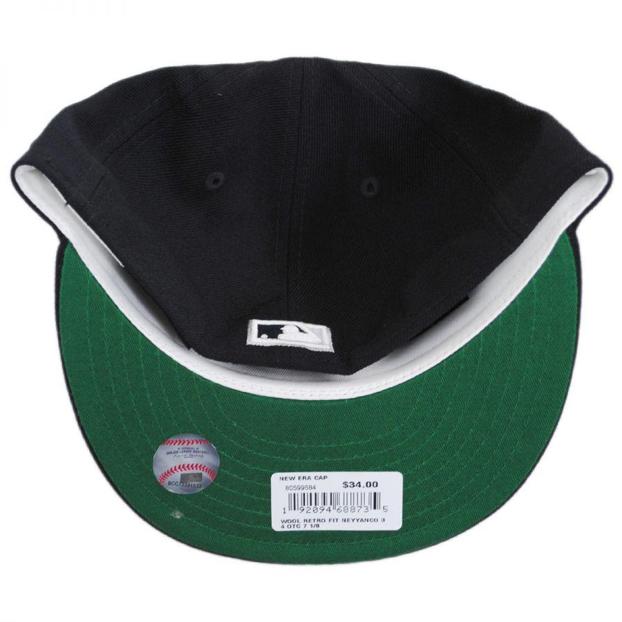 New Era Los Angeles Angels MLB Retro Fit 59Fifty Fitted Baseball Cap ... 336a9549cda