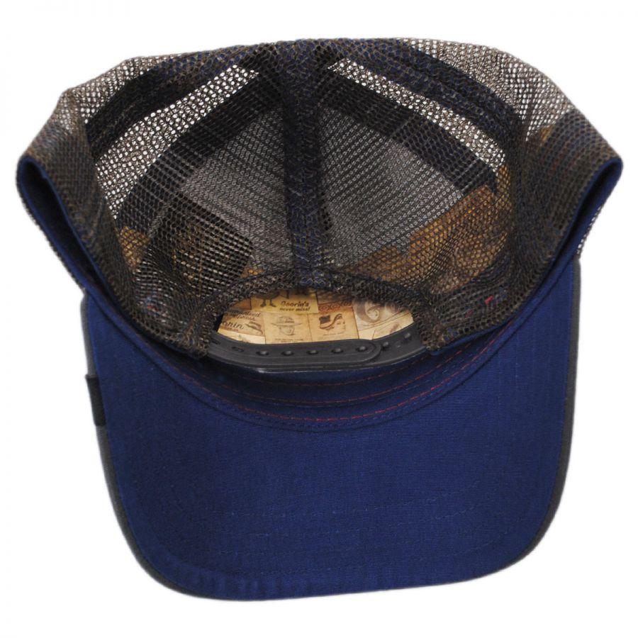 Goorin Bros Dumbass Mesh Trucker Snapback Baseball Cap Snapback Hats 8a90cfbbe05