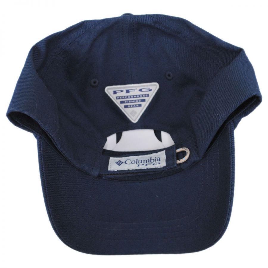 Columbia Sportswear PFG Bonehead II Dorado Classic Baseball Cap All ... 73f219629c5a